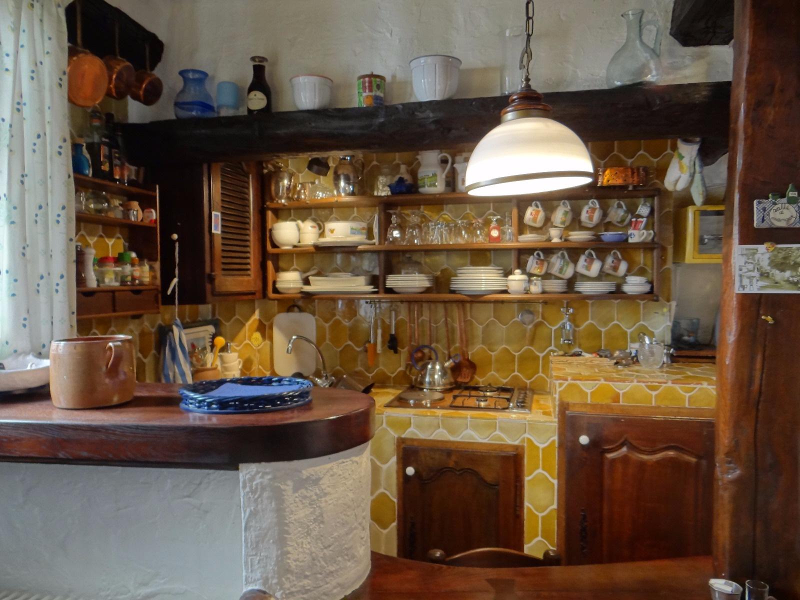 Cuisine Duplex Saint Paul de Vence